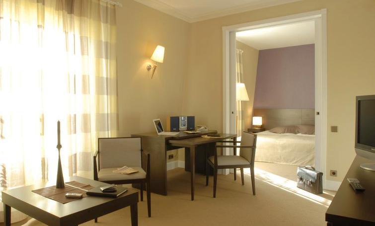 Adagio Paris Haussmann Aparthotel