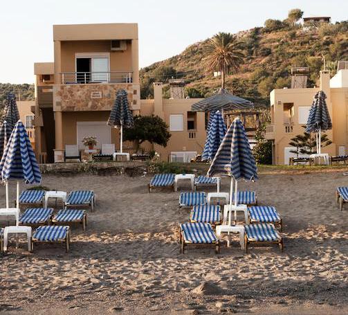 Ermis Suites Hotel Platanias